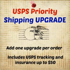 USPS Priority Shipping Upgrade!