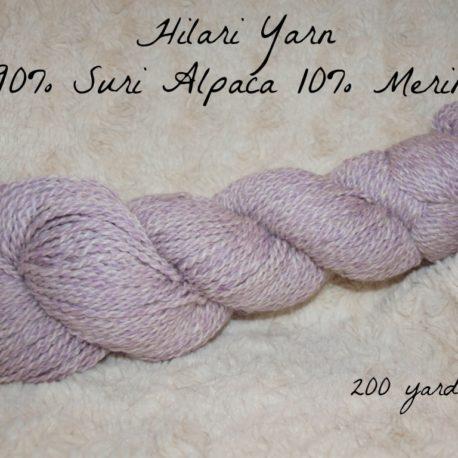 Hiliar yarn