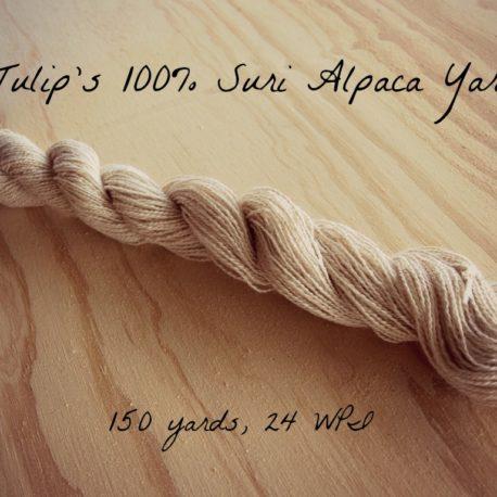 Tulip yarn