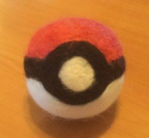 Handmade Pokeball